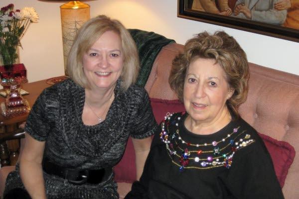 Carole Kramarczyk & Anna Camelio