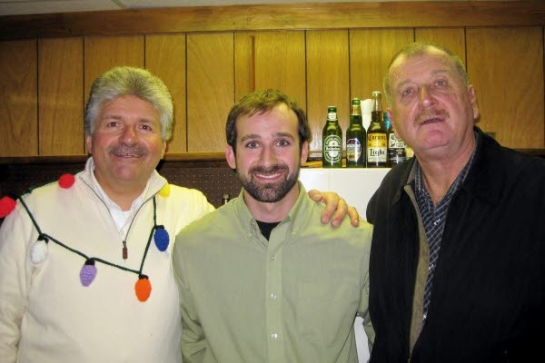 Dave Voelkl, Lawrence & Karl Voelkl