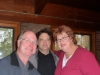 Bob Shaddock, Rick Goldberg & Debbie Indivino