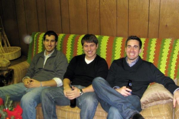 Tyler, Brendan & TR Monahan