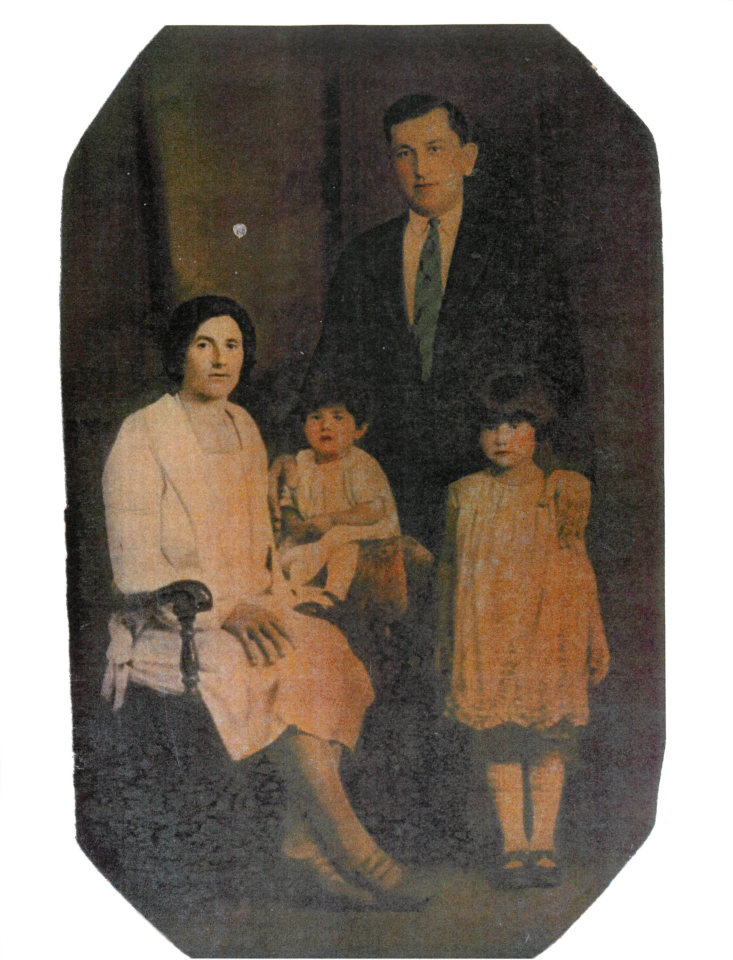 Ignazio/Ciardi Family