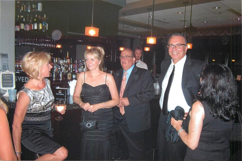 Maureen Privitera, Kathy Voelkl, Steve Privitera, Frank G. Maggio, Lisa Cavallaro
