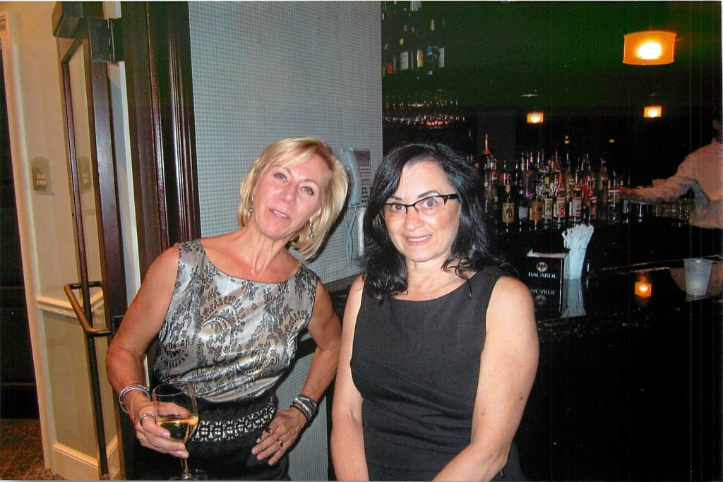 Maureen Privitera and Lisa Cavallaro